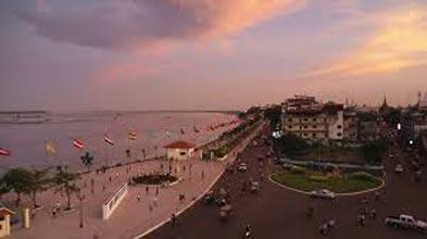 Cambodia City To Coast Tour