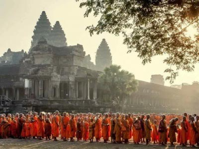 Angkor Wat Royal Temple Tour