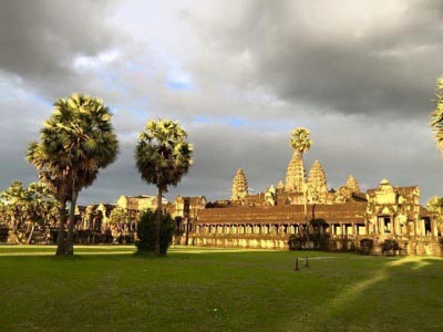 Siem Reap - Phnom Penh 8 Days Tours