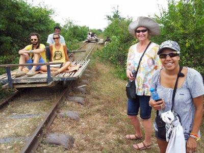 Siem Reap – Battambang Full Day Tours