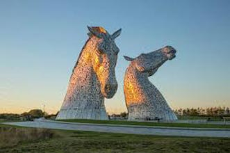 The Kelpies, The Falkirk Wheel And Stirling Castle Tour
