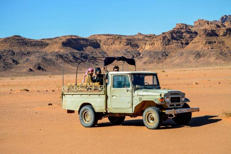 2 Hour Jeep Tour