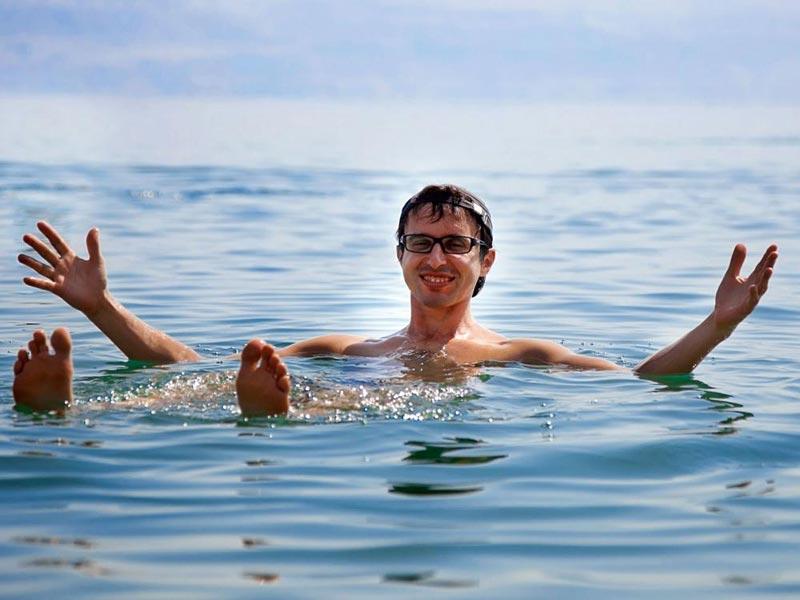 Dead Sea Swim And Lunch Tour