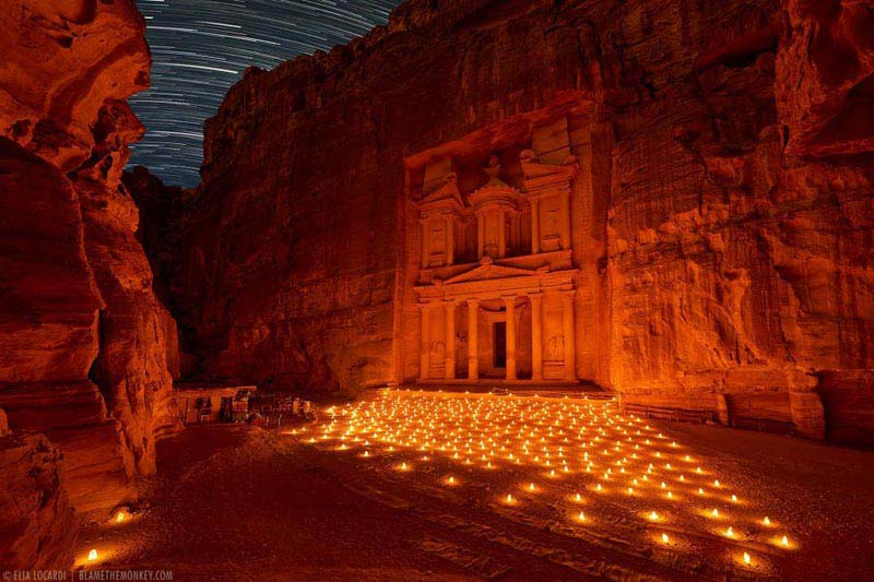 Petra By Night (Monday, Wednesday And Thursday Only) Tour