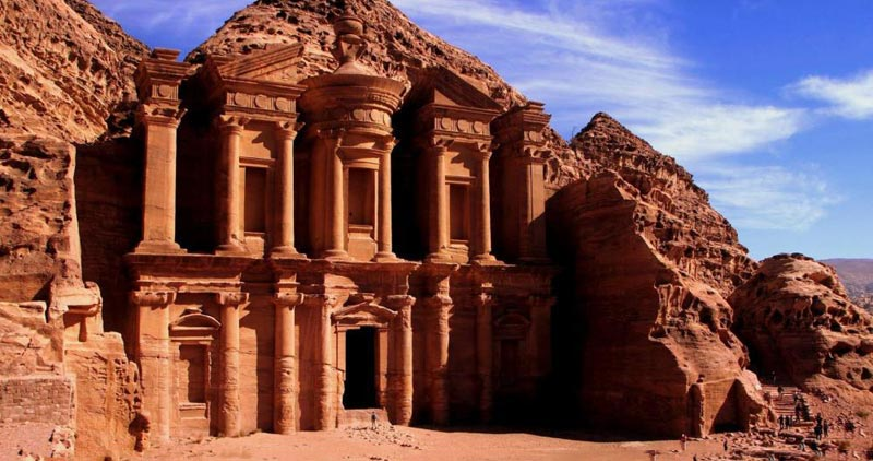 Petra And Wadi Rum In 1 Day Tour