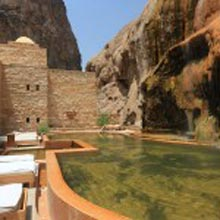 Spa And Wellness Tour Of Jordan