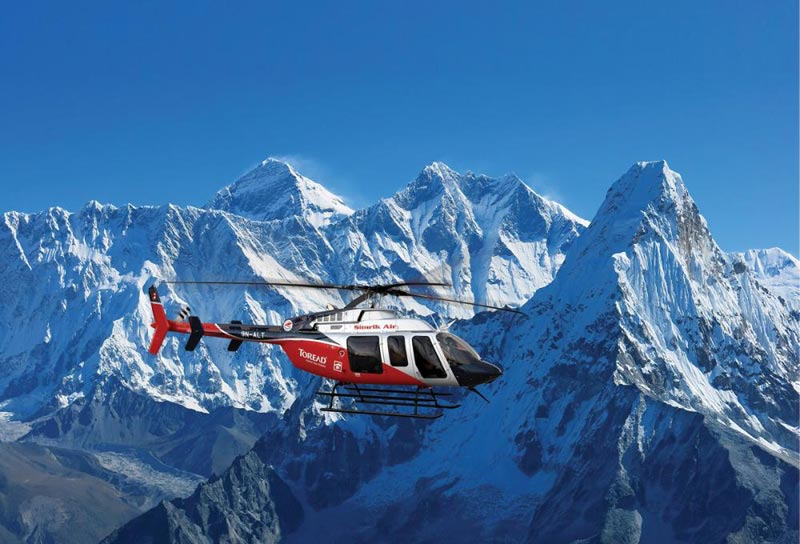 Everest Helicopter Tour 4 Days