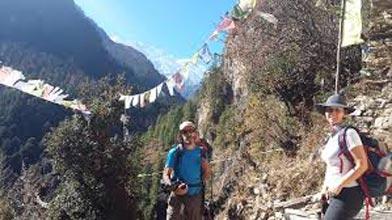 Tsum Valley And Manaslu Trek 25 Days