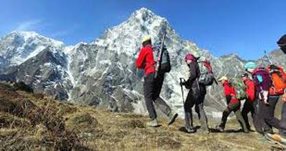 Island Peak Climbing With Ebc Trek 19 Days Tour