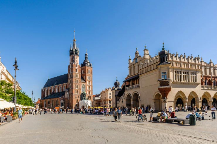 Krakow Tour From Warsaw Package