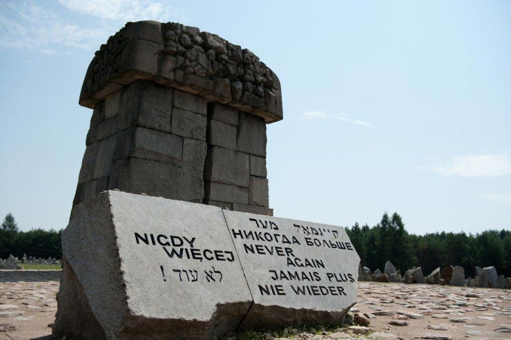 Treblinka Tour From Warsaw Package