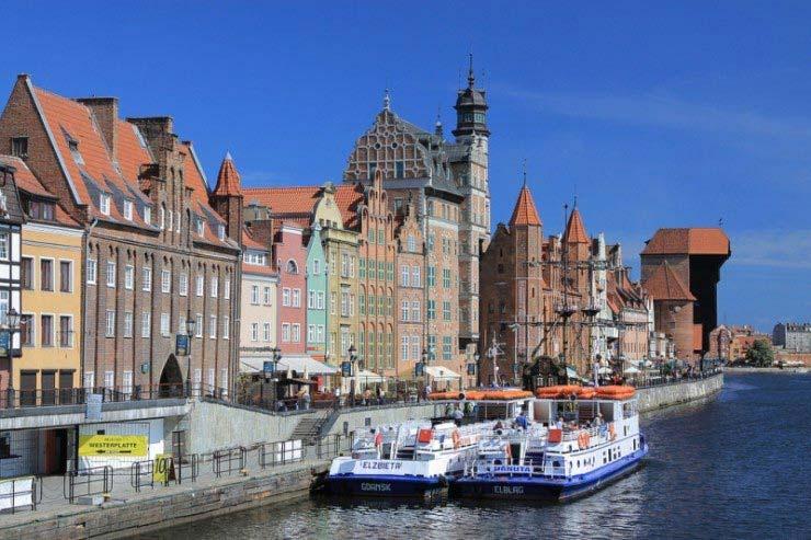 Gdansk/sopot & Malbork Tour From Warsaw Package