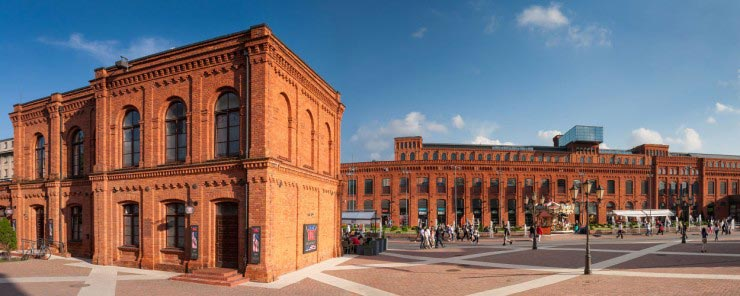 Lodz Tour From Warsaw Package