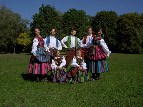 Mazovian Folklore Show In Warsaw Package
