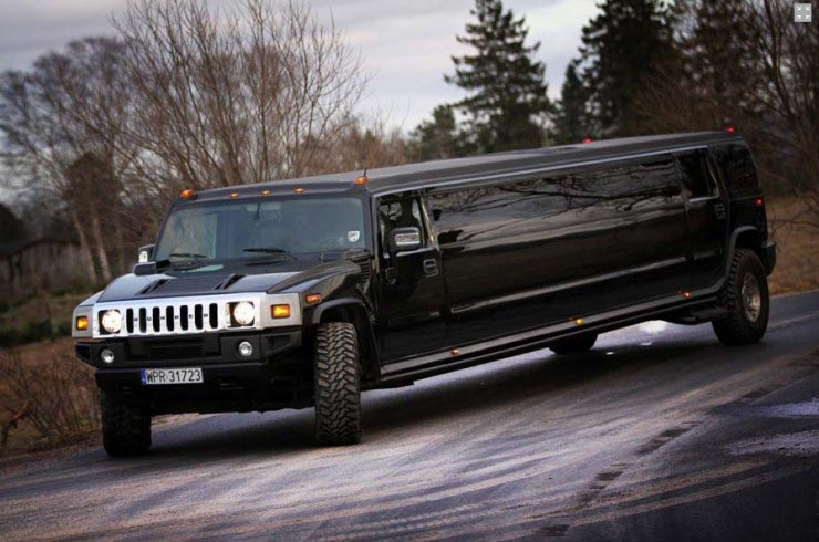 Luxury Limousines In Warsaw Package
