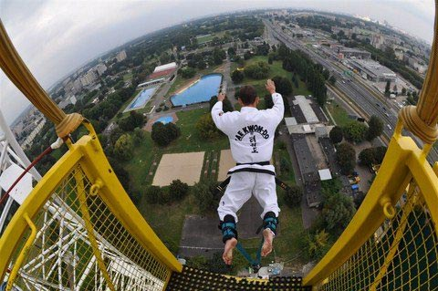 Bungee Jumping In Warsaw Package