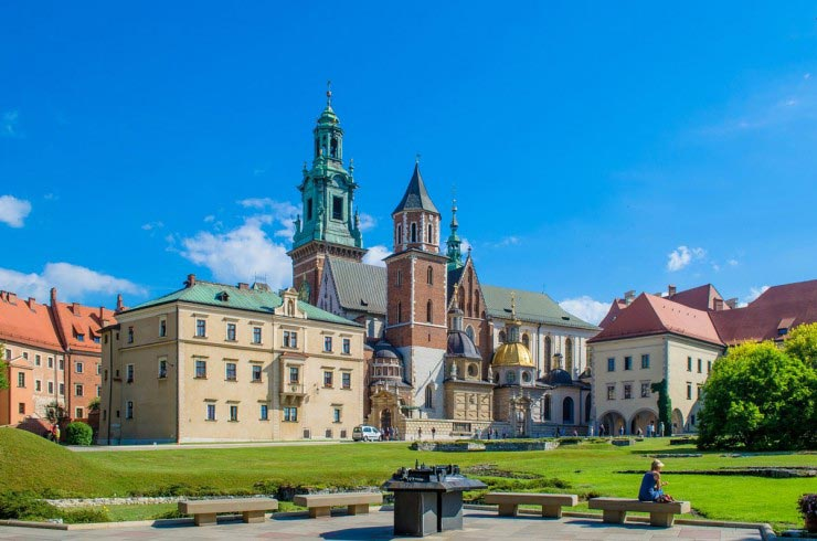 Krakow City Tours By Car Package