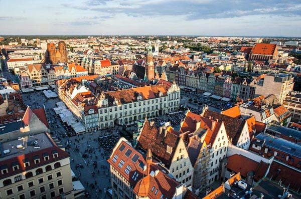 Wroclaw City Tour Package