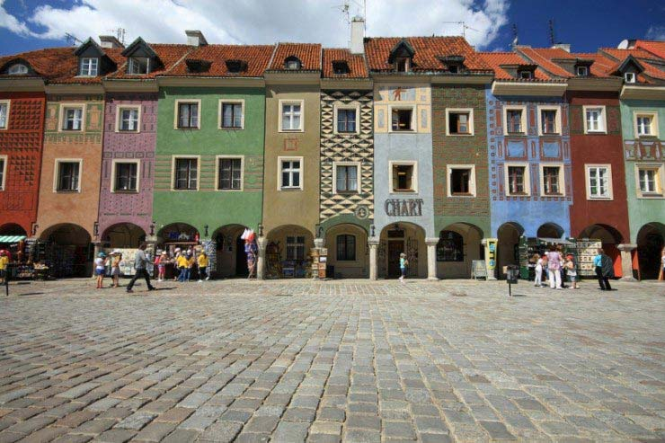Poznan City Tour Package