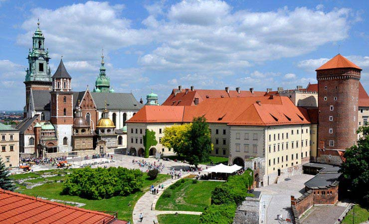 12- Day Tour Around Poland To Join Package