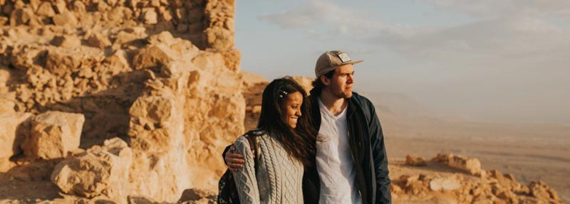 Masada Sunrise, Ein Gedi, And Dead Sea Tour Package