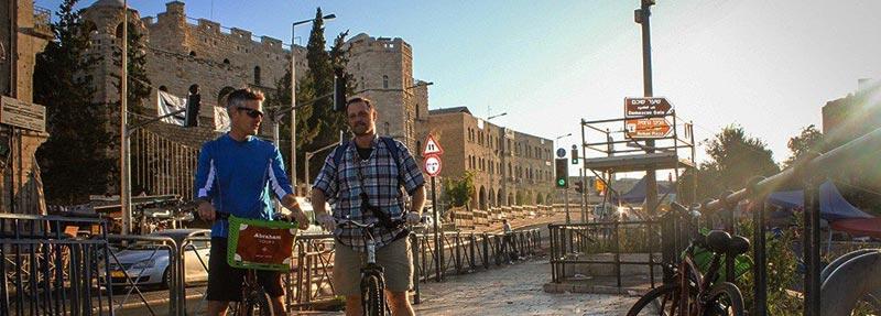 Jerusalem Sunrise Biking Tour Package