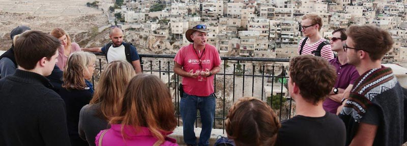 City Of David Tour Package