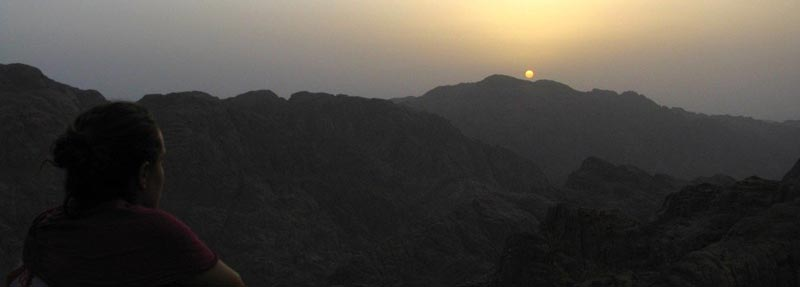 Mount Sinai Sunrise Tour Package
