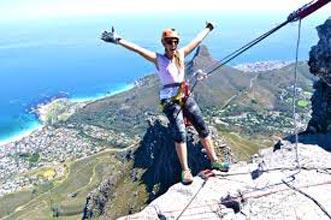 Table Mountain Absail Tour