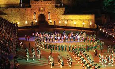 3 Nights London & 3 Nights Edinburgh DE Tour