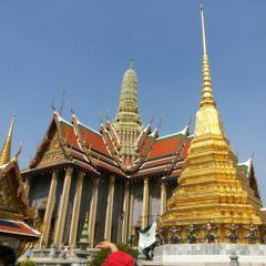 Grand Palace & Emerald Buddha Temple + Temple & City + Canal Tour Package