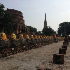 Ayutthaya & Bangpa In Summer Palace By Cruise Join Group Package
