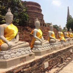 Ayutthaya Light Up Package