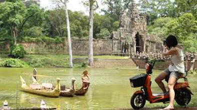 Angkor Family Holiday 4 Days