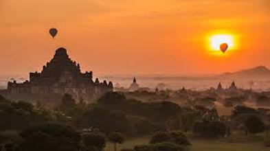 Ancient Kingdoms Of Myanmar Tour