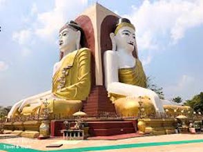 Yangon – Golden Rock – Bago – Yangon Tour