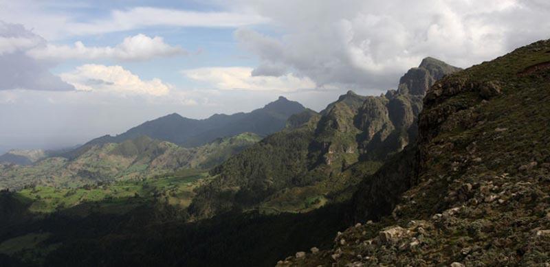 Highlights Of Semien Mountains Trekking Package