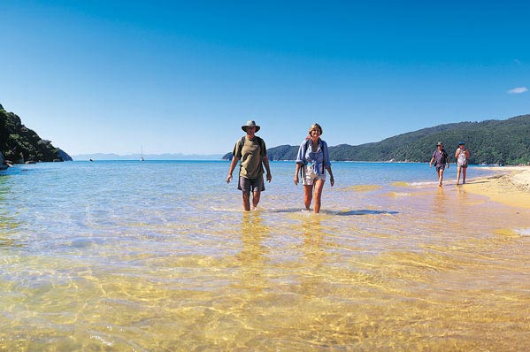 Boutique 11 Day South Island Tour Package