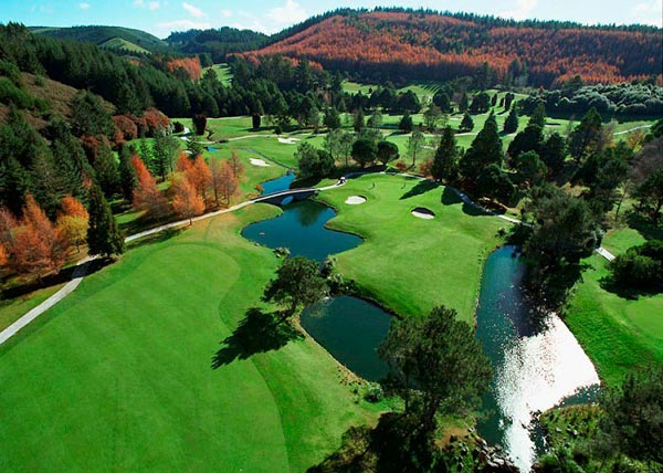 New Zealands Ultimate Golfing Tour Package