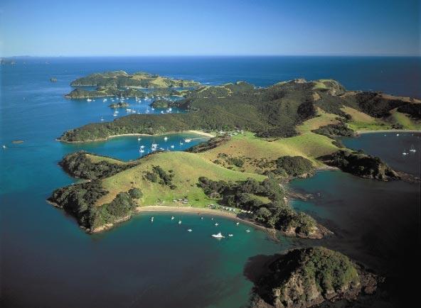 6 Night Luxury Bay Of Islands Cruise Package