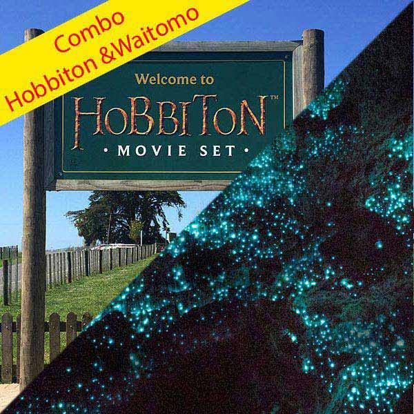 Hobbiton And Waitomo Caves Day Tour