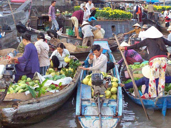 Mekong Homestay - Can Tho Floating Market