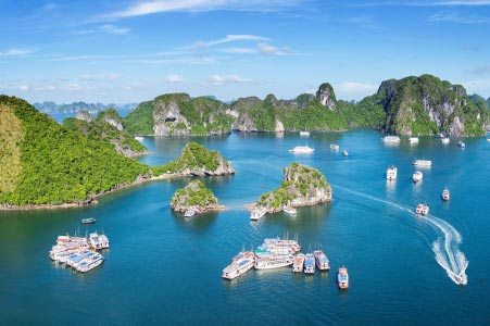 8 Days Explore Vietnam's World Heritage Sites Tour