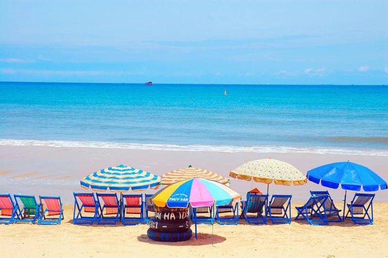 Vung Tau Beach Relaxing Tour