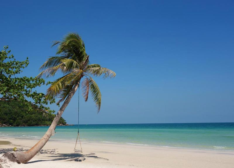 Phu Quoc Beach – Paradise Tropical Island Tour