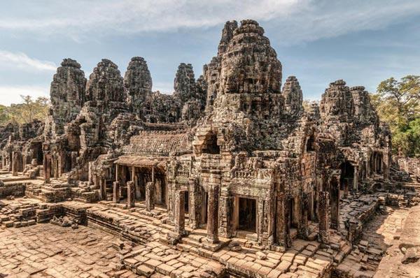 Full Day City Tour Angkor