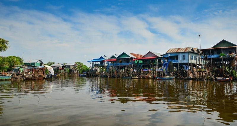 Half Day Floating Village – Tonle Sap Lake Tour