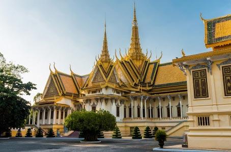 Half Day City Tour – Phnom Penh