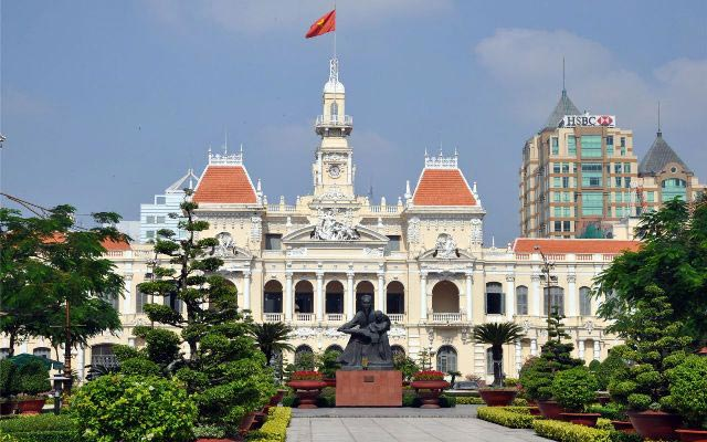 Glimpse Of The South Vietnam Tour