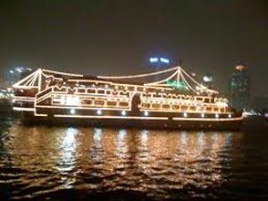 Abu Dhabi Marina Dhow Dinner Cruise Package